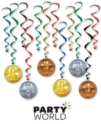 Award Medals Hanging Decoration Whirls (12)