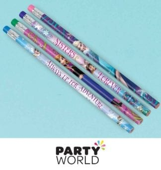 Disney Frozen Party Pencils (8pcs)