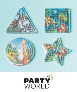 Prehistoric Dinosaur Party Favours - Puzzles (12pk)