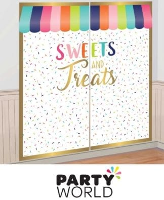 Sweets And Treats Party Scene Setter