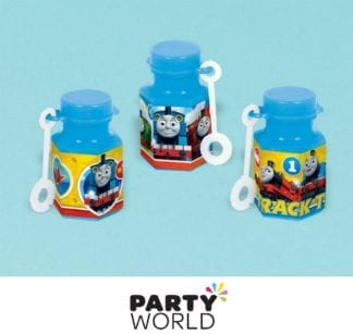 Thomas All Aboard Mini Bubbles Party Favours (12)