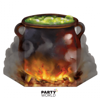 cauldron cutout