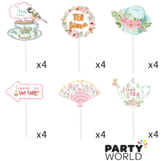 tea time party picks