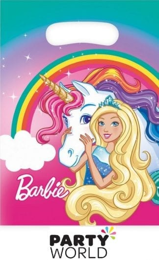 Barbie Dreamtopia Party Loot Bags (8)