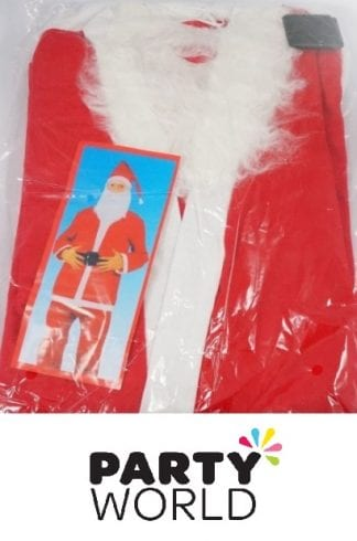 Santa Suit For Adult