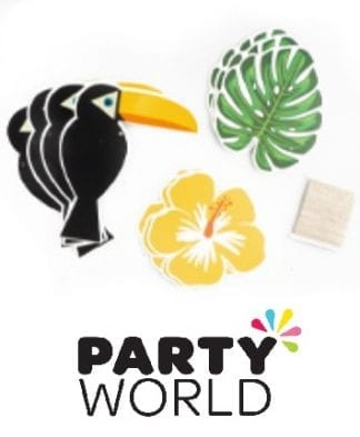 Tropical Bird Party Flag Bunting 5m