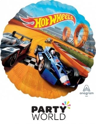 Hot Wheels Wild Racer Foil Balloon