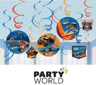 Hot Wheels Wild Racer Swirl Value Pack (12pcs)