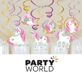Magical Unicorn Swirl Value Pack (12pcs)