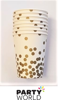 gold spots cups