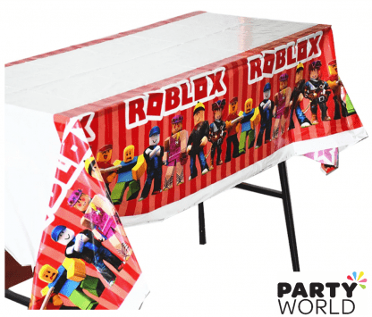 roblox party table cover