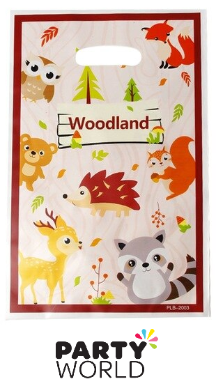 woodland loot bags