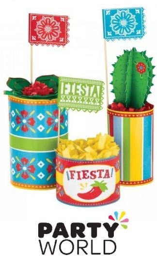 Fiesta Party Centerpiece Table Decoration