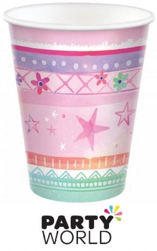 Girl-Chella Party 9oz Paper Cups (8)