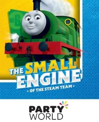 Thomas All Aboard Beverage Napkins (16)