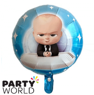 boss baby foil balloon