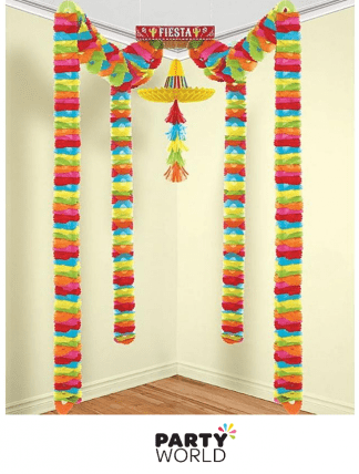 fiesta mexican party decoration