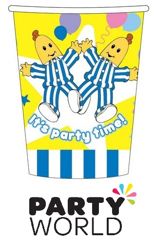 Bananas In Pyjamas Party 9oz Paper Cups (8)