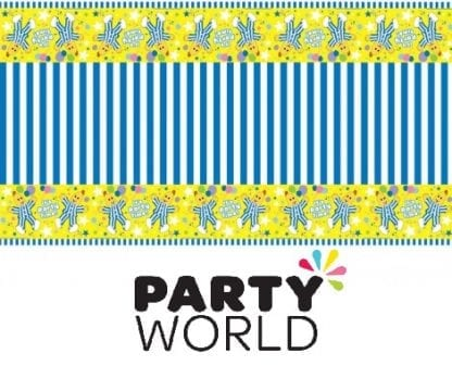 Bananas In Pyjamas Party Plastic Tablecover