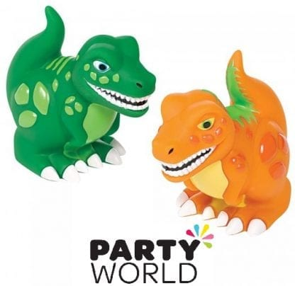 Dino Mite Party Dinosaur Squirt Toy Favours (4)