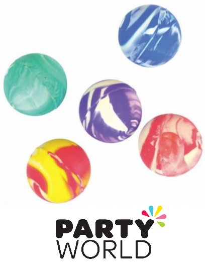 Hi Bounce Marble Party Bouncy Balls (5)