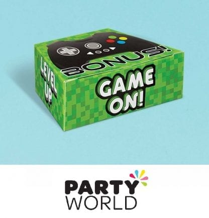 Level Up Party Gaming Controller Treat Boxes (8)
