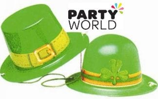 St Patrick's Day Mini Hat Assorted Designs