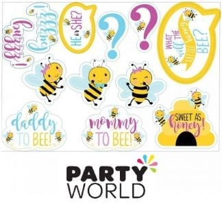 What Will It Bee Gender Reveal Cardboard Cutouts (12)