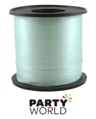 Aqua Party Curling Ribbon 460m