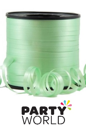 Mint Green Party Curling Ribbon 460m