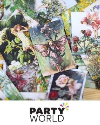 Fairy Party Assorted Paper Stickers (33)