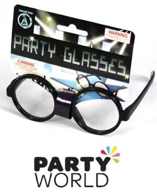 Party Glasses Harry Potter Style
