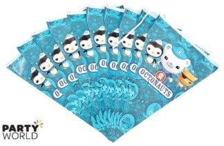 octonauts party flag banner bunting