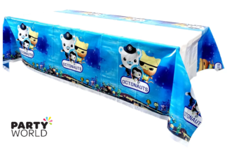 octonauts plastic tablecover