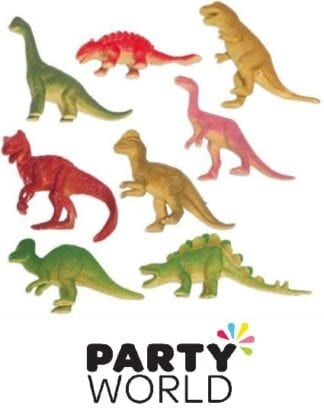 Dinosaur Party Toy Favours (8)